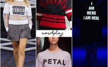 Xu hướng thời trang xuân 2014