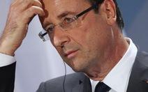Tổng thống Pháp cam đoan làm rõ quan hệ với vợ