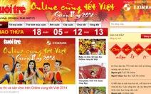 Cùng nghệ sĩ Việt khởi động Online cùng Tết Việt 2014