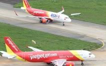 Đào, mai Tết bay với VietJet Air: 350.000 đồng/bó