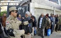 Ai Cập bỏ phiếu cho hiến pháp mới, 13 người thiệt mạng
