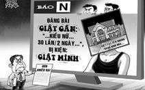 """Vụ """"Kiều nữ Hải Dương"""": Có cơ sở để khởi kiện ra tòa"""