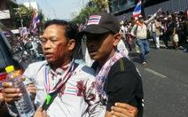 Lại ném lựu đạn ở Bangkok, 36 người biểu tình bị thương
