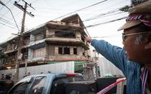 Lựu đạn đã nổ ở Bangkok, 36 người bị thương