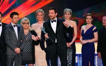 Dàn diễn viên American Hustle giành giải Screen Actors Guild Awards