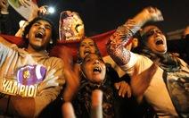 Cử tri Ai Cập ủng hộ dự thảo hiến pháp mới