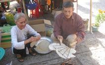 Bánh phồng - bánh tết cổ truyền Việt Nam