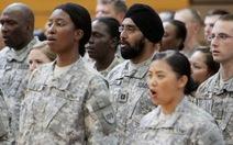 Quân đội Mỹ cho phép binh lính mặc đồ theo tôn giáo