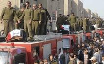 Ai Cập: Lại đánh bom trụ sở cảnh sát, 3 người chết