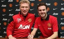 """Mata chính thức đến """"Quỷ Đỏ"""" với giá 37,1 triệu bảng Anh"""