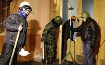 Ukraine xem xét ban bố tình trạng khẩn cấp