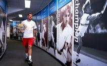 Stanislas Wawrinka lên hạng 3 thế giới