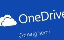Microsoft trình làng OneDrive, khai tử SkyDrive