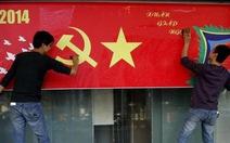 Giáp tết Hà Nội trên Reuters, Tân Hoa Xã