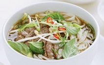 Phở - tinh hoa ẩm thực Việt