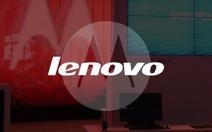 Google bán Motorola Mobility cho Lenovo