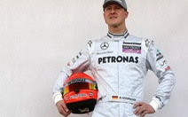 """Bắt đầu quá trình """"đánh thức"""" Michael Schumacher"""