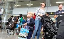 119 du khách quốc tế bay tới xông đất Đà Nẵng