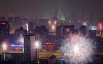 Châu Á huyền ảo đêm giao thừa Giáp Ngọ 2014