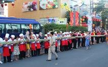 Nha Trang: Nấu chiếc bánh tét kỉ lục 39 mét