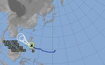 Đầu năm, biển Đông đón bão mới