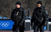 Siết chặt an ninh tại Olympic Sochi