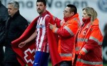 Chấn thương, David Villa bỏ lỡ trận derby Madrid