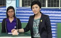 Mỹ yêu cầu không đảo chính ở Thái Lan