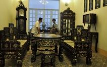 Tái hiện không gian sống của gia đình công tử Bạc Liêu