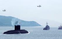 Tàu ngầm thứ 2 lên đường về VN