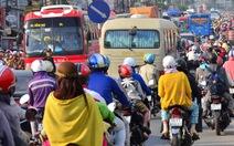 TP.HCM đưa xe đò về các tỉnh để đón khách