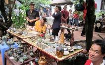 Chợ phiên đồ xưa của người Hà Nội