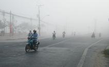 ĐBSCL: Sương mù dày đặc sáng 7-2