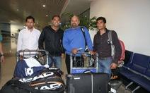 Tuyển quần vợt Pakistan đặt mục tiêu thăng hạng ở Davis Cup