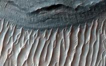 Nước trên sao Hỏa có vị mặn
