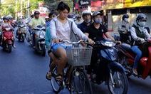 Xe đạp công cộng: Nên làm trước vài điểm khu trung tâm