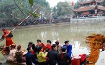 Hàng vạn người chen nhau trẩy hội Lim
