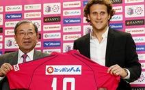 J-League được kỳ vọng sẽ khởi sắc hơn với Forlan