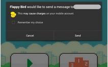 Cảnh giác ứng dụng Flappy Bird giả mạo