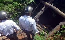 Thêm một phu vàng ở Quảng Nam tử vong do ngạt khí