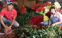 Giá hồng Đà Lạt tăng mạnh dịp Valentine