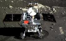 """Robot tự hành Thỏ Ngọc """"hồi sinh"""" trên mặt trăng"""