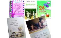 Sách cho ngày tình yêu
