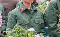 Hà Nội tiễn 1.900 thanh niên lên đường nhập ngũ