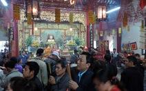 Hàng vạn du khách dự hội Tết nguyên tiêu ở Hội An