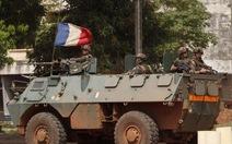 Pháp điều thêm 400 quân đến Trung Phi
