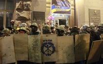 Tổng thống Yanukovych ân xá tất cả người biểu tình Ukraine
