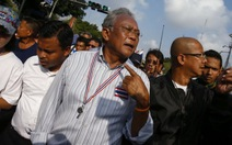 Thủ lĩnh biểu tình Thái Lan tuyên bố theo săn đuổi bà Yingluck