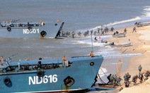 Trung Quốc tập trận chiếm quần đảo Senkaku/Điếu Ngư