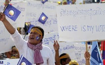 Campuchia đạt thỏa thuận cải cách bầu cử